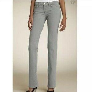 J Brand 914 Cigarette Jeans Cut 281, Grey, size 27